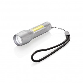LED un COB lukturis 3W