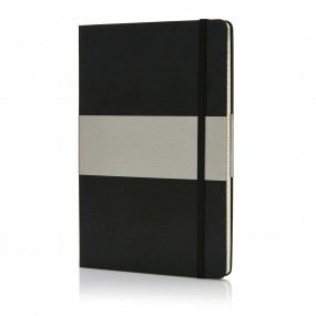 Hardcover A5 notebook
