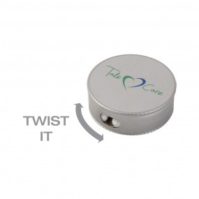 "Pastilas ""Twist Tin"""