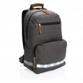 "LED light 13"" laptop backpack"