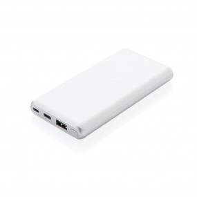 Ultra fast 10.000 mAh powerbank with PD