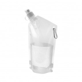 Cabo 600 ml water bag with carabiner